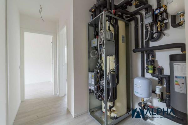 Appartamento in vendita a Forlimpopoli, San Leonardo In Schiova, 137 mq - Foto 13