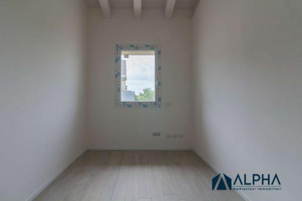 Appartamento in vendita a Forlimpopoli, San Leonardo In Schiova, 137 mq - Foto 12