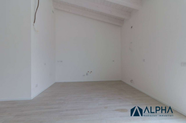 Appartamento in vendita a Forlimpopoli, San Leonardo In Schiova, 137 mq - Foto 24