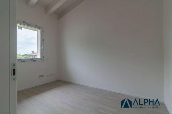 Appartamento in vendita a Forlimpopoli, San Leonardo In Schiova, 137 mq - Foto 19