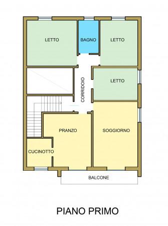 Appartamento in vendita a Forlimpopoli, Con giardino, 180 mq - Foto 2