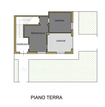 Appartamento in vendita a Forlimpopoli, Con giardino, 180 mq - Foto 3