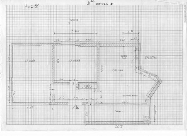 Appartamento in vendita a Vimodrone, 80 mq - Foto 2