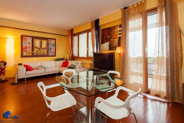 Appartamento in vendita a Peschiera Borromeo, San Felicino, Con giardino, 115 mq