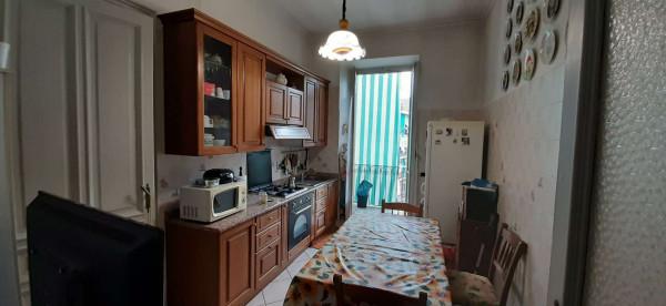 Appartamento in vendita a Torino, San Donato, 80 mq