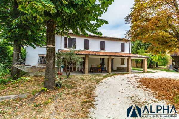 Casa indipendente in vendita a Forlì, Quattro, Con giardino, 270 mq