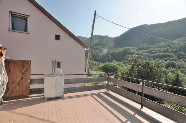 Casa indipendente in vendita a Sant'Olcese, Sant'olcese, Con giardino, 120 mq - Foto 12