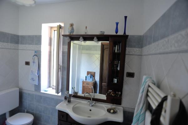 Casa indipendente in vendita a Sant'Olcese, Sant'olcese, Con giardino, 120 mq - Foto 24
