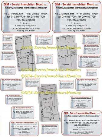 Casa indipendente in vendita a Sant'Olcese, Sant'olcese, Con giardino, 120 mq - Foto 2