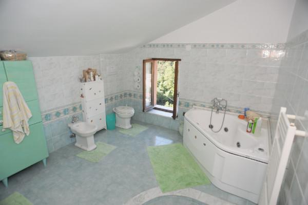 Casa indipendente in vendita a Sant'Olcese, Sant'olcese, Con giardino, 120 mq - Foto 16