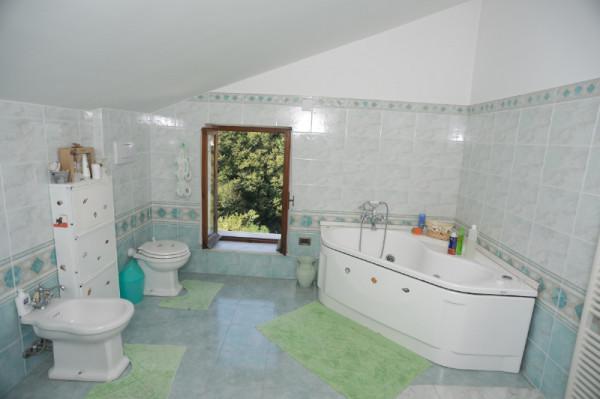 Casa indipendente in vendita a Sant'Olcese, Sant'olcese, Con giardino, 120 mq - Foto 14