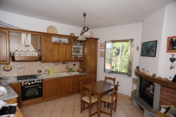 Casa indipendente in vendita a Sant'Olcese, Sant'olcese, Con giardino, 120 mq - Foto 35