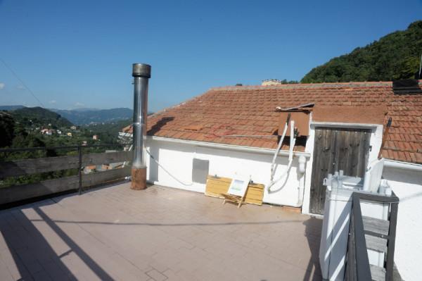 Casa indipendente in vendita a Sant'Olcese, Sant'olcese, Con giardino, 120 mq - Foto 11