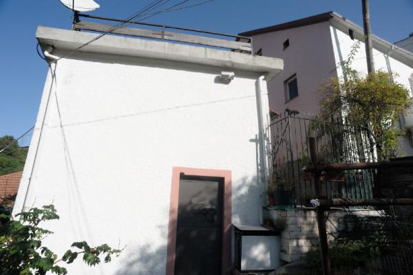 Casa indipendente in vendita a Sant'Olcese, Sant'olcese, Con giardino, 120 mq - Foto 38