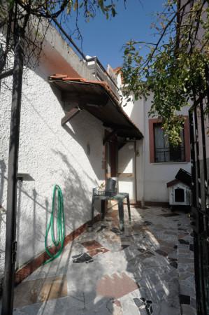 Casa indipendente in vendita a Sant'Olcese, Sant'olcese, Con giardino, 120 mq - Foto 36