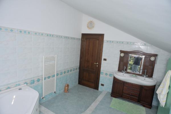 Casa indipendente in vendita a Sant'Olcese, Sant'olcese, Con giardino, 120 mq - Foto 15