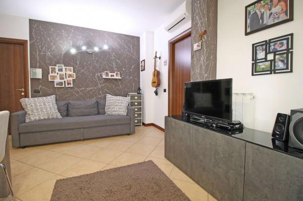 Appartamento in vendita a Cassano d'Adda, C.ne S.pietro, Con giardino, 91 mq - Foto 2