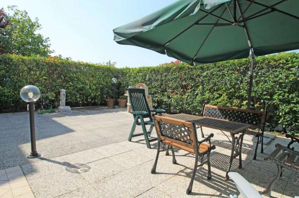 Appartamento in vendita a Cassano d'Adda, C.ne S.pietro, Con giardino, 91 mq - Foto 15