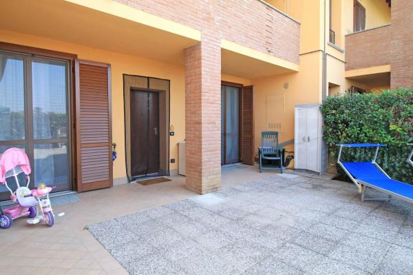 Appartamento in vendita a Cassano d'Adda, C.ne S.pietro, Con giardino, 91 mq - Foto 17
