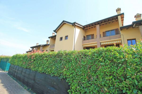 Appartamento in vendita a Cassano d'Adda, C.ne S.pietro, Con giardino, 91 mq - Foto 14