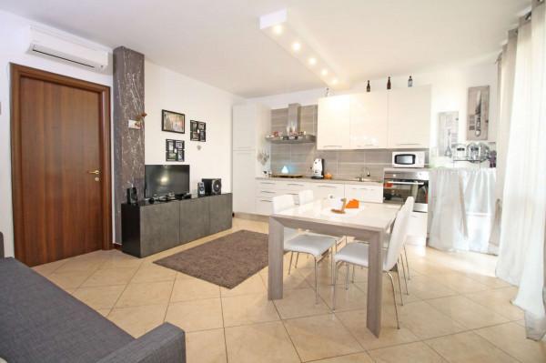 Appartamento in vendita a Cassano d'Adda, C.ne S.pietro, Con giardino, 91 mq