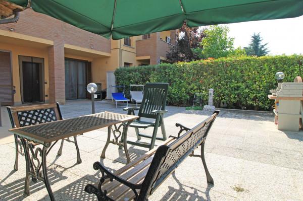 Appartamento in vendita a Cassano d'Adda, C.ne S.pietro, Con giardino, 91 mq - Foto 16
