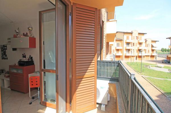 Appartamento in vendita a Cassano d'Adda, C.ne S.pietro, Con giardino, 91 mq - Foto 10