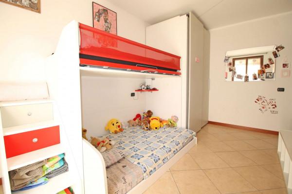 Appartamento in vendita a Cassano d'Adda, C.ne S.pietro, Con giardino, 91 mq - Foto 8