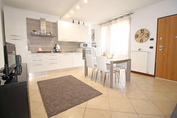 Appartamento in vendita a Cassano d'Adda, C.ne S.pietro, Con giardino, 91 mq - Foto 7