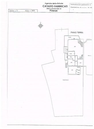 Villa in vendita a Bagno a Ripoli, Con giardino, 285 mq - Foto 3