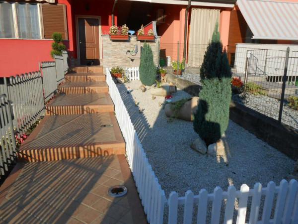 Villa in vendita a Chieve, Residenziale, Con giardino, 189 mq - Foto 7