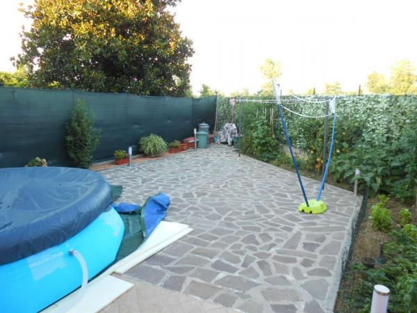 Villa in vendita a Chieve, Residenziale, Con giardino, 189 mq - Foto 48