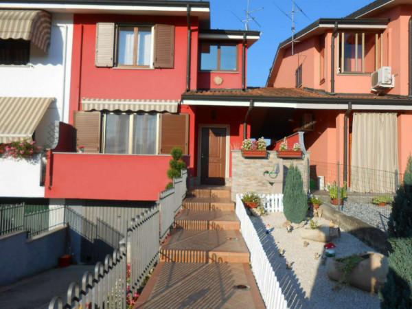 Villa in vendita a Chieve, Residenziale, Con giardino, 189 mq - Foto 6