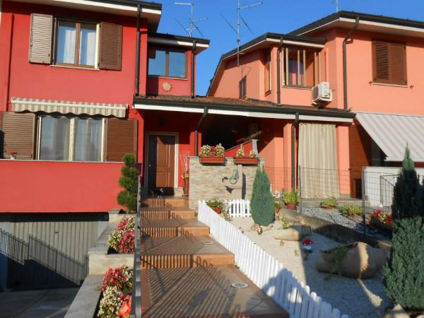 Villa in vendita a Chieve, Residenziale, Con giardino, 189 mq - Foto 66