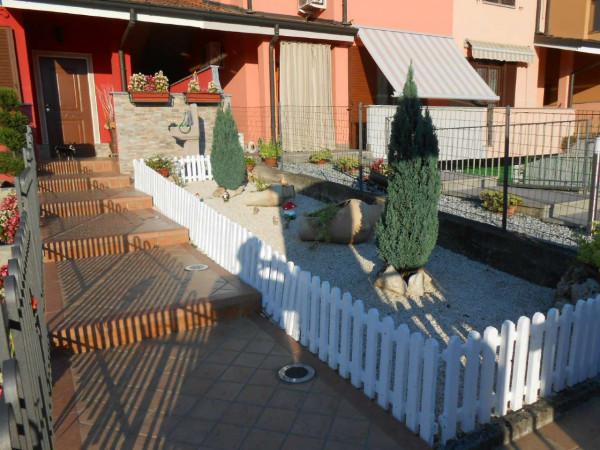 Villa in vendita a Chieve, Residenziale, Con giardino, 189 mq - Foto 3
