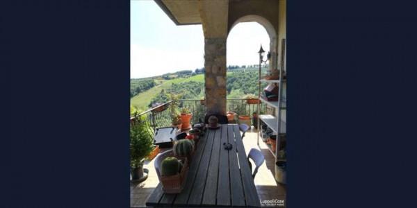 Villa in vendita a Castelnuovo Berardenga, Con giardino, 380 mq - Foto 12
