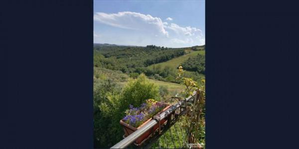 Villa in vendita a Castelnuovo Berardenga, Con giardino, 380 mq