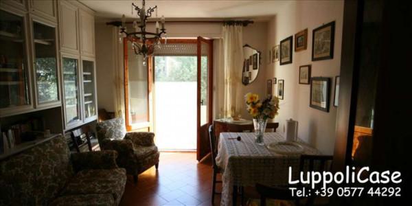 Appartamento in vendita a Buonconvento, Con giardino, 129 mq - Foto 15
