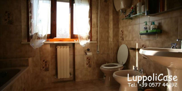 Appartamento in vendita a Buonconvento, Con giardino, 129 mq - Foto 8