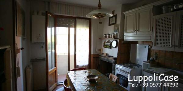 Appartamento in vendita a Buonconvento, Con giardino, 129 mq - Foto 1