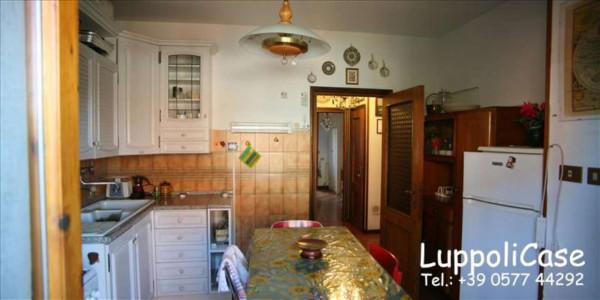 Appartamento in vendita a Buonconvento, Con giardino, 129 mq - Foto 2