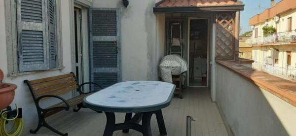 Appartamento in vendita a Roma, La Rustica, Con giardino, 130 mq - Foto 22