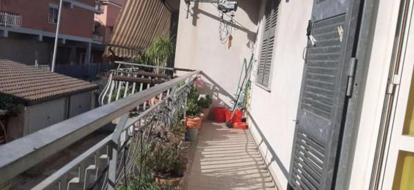 Appartamento in vendita a Roma, La Rustica, Con giardino, 130 mq - Foto 9