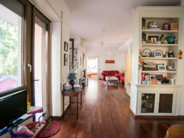 Appartamento in affitto a Roma, Con giardino, 160 mq - Foto 25