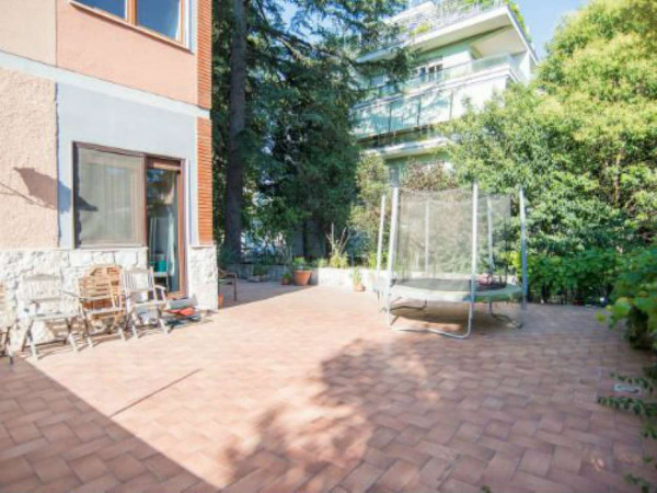 Appartamento in affitto a Roma, Con giardino, 160 mq - Foto 19
