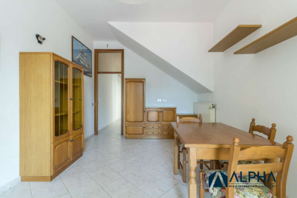 Appartamento in vendita a Forlimpopoli, Centro Storico, Con giardino, 80 mq - Foto 7