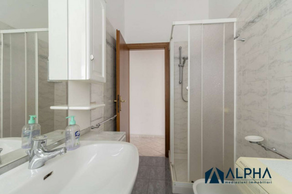 Appartamento in vendita a Forlimpopoli, Centro Storico, Con giardino, 80 mq - Foto 15