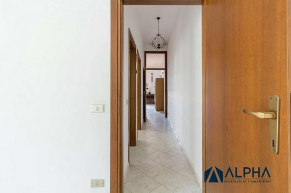 Appartamento in vendita a Forlimpopoli, Centro Storico, Con giardino, 80 mq - Foto 22