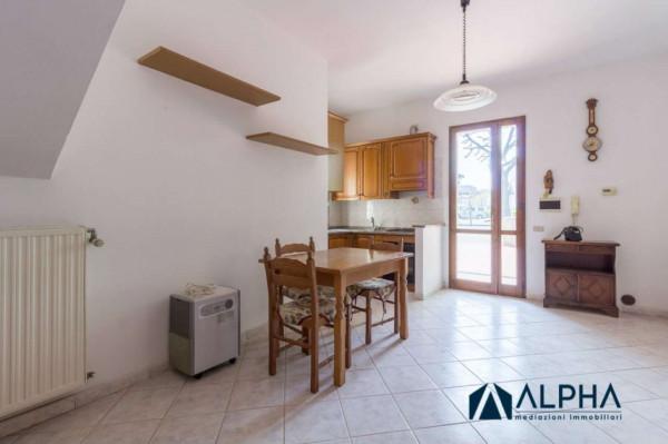 Appartamento in vendita a Forlimpopoli, Centro Storico, Con giardino, 80 mq - Foto 13