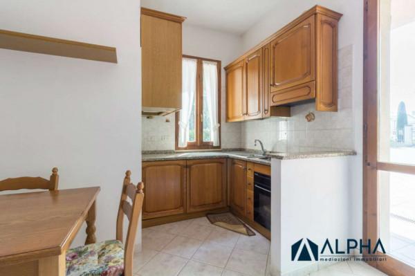 Appartamento in vendita a Forlimpopoli, Centro Storico, Con giardino, 80 mq - Foto 25